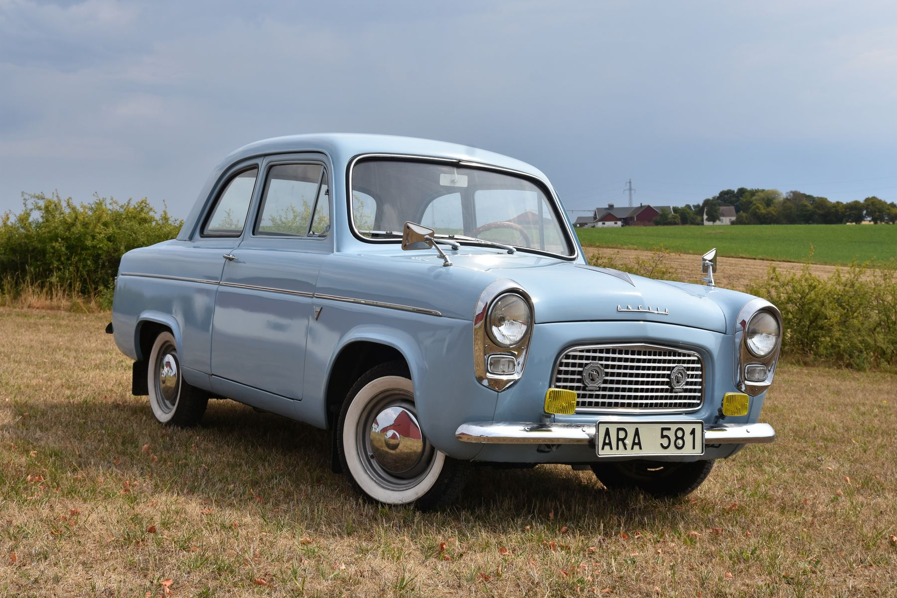 ford anglia 4 cylinder 1958 on bilweb auctions. Black Bedroom Furniture Sets. Home Design Ideas
