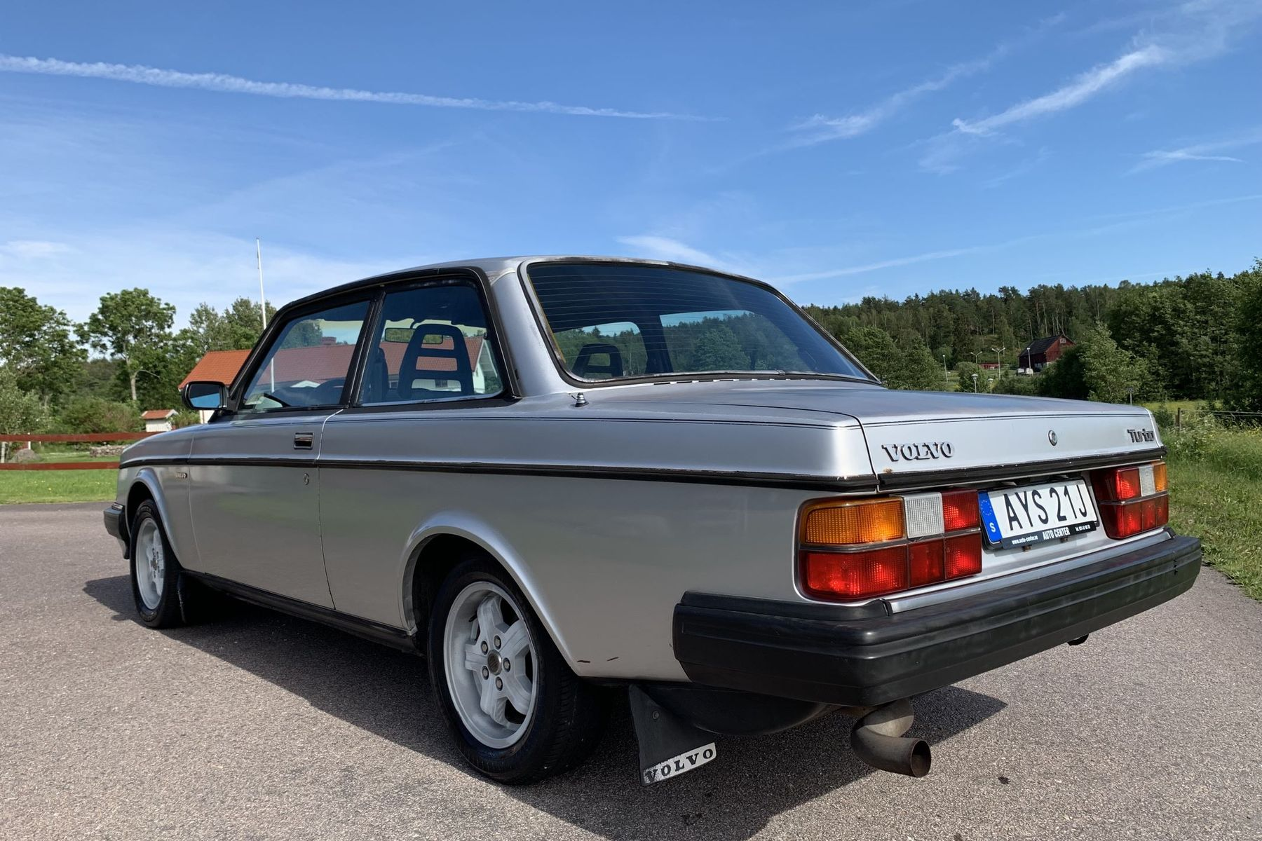 Volvo 242 Turbo B21 Et 1983 On Bilweb Auctions